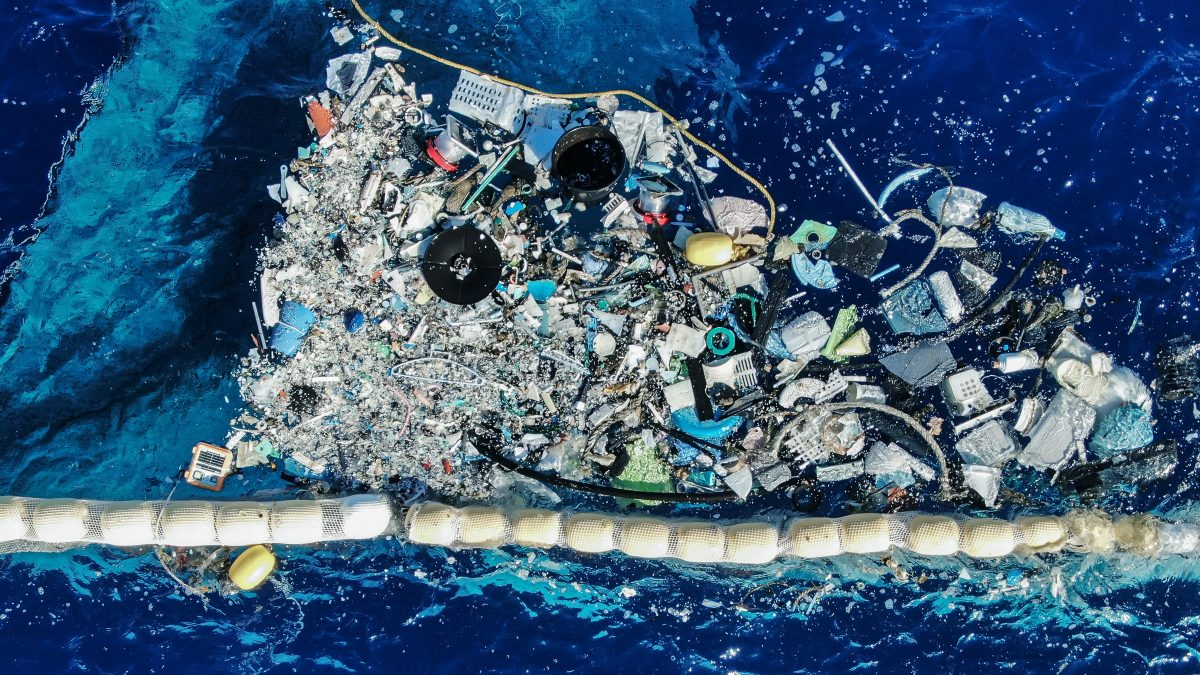 What to do with all that marine plastic waste (after having cleaned up the oceans)?